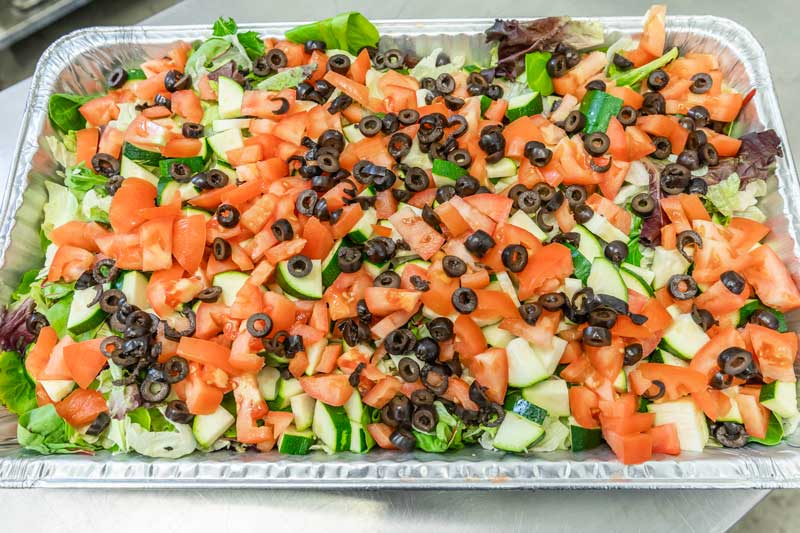 Salad by Maximilian's Catering